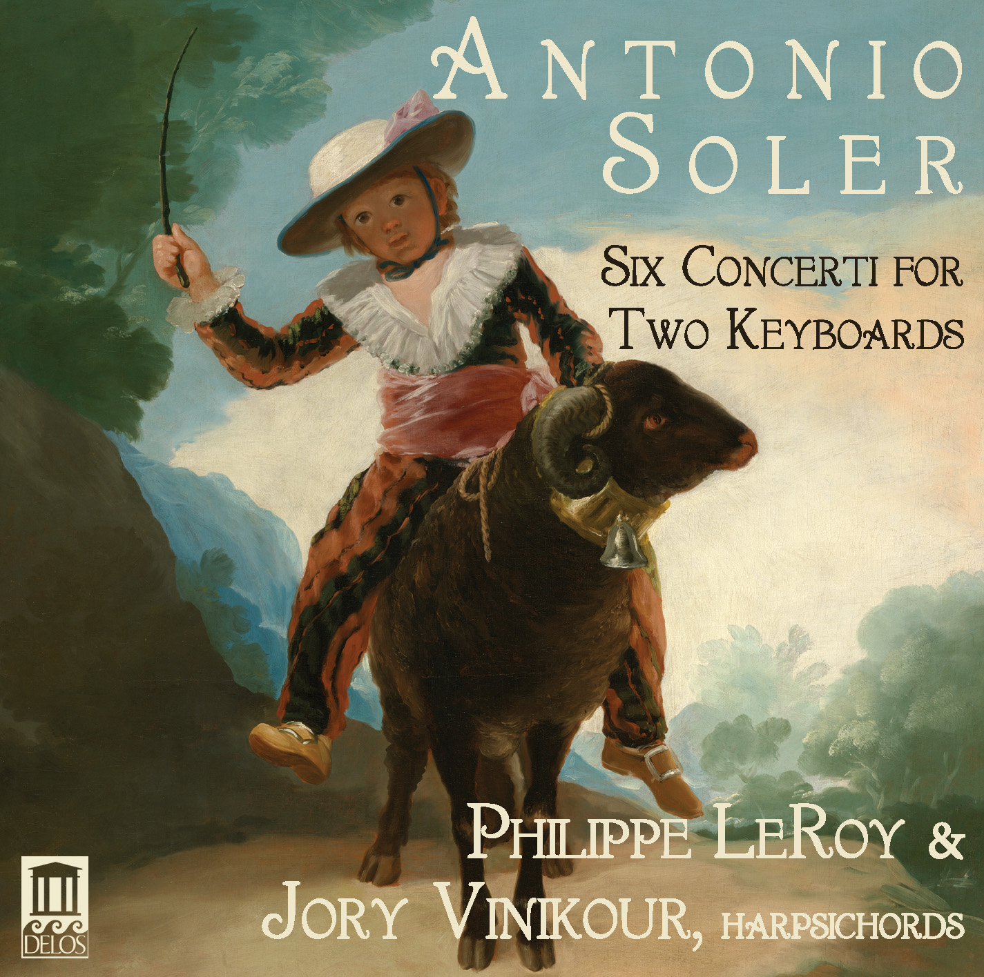 Padre Antonio Soler: Concerti for Two Keyboards