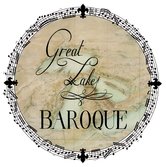 Great Lakes Baroque logo